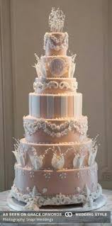 wedding cakes without fondant have several non fondant cakes in