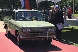 datsun nissan truck 2016 2017 toyota tacoma recalled 1971 datsun 521 pickup takes