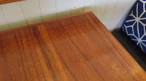 Koa Laminate Flooring Koa Wood Table 29x46x28h 5 Sided