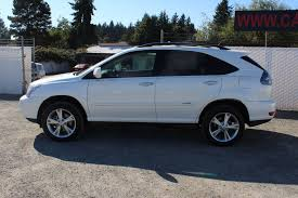 lexus rx 2008 one owner or used vehicles for sale in burien wa car club inc