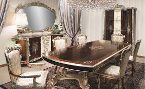 Expensive Dining Room Furniture Italian Modern Dining Room Sets Luxury Table And Chairs