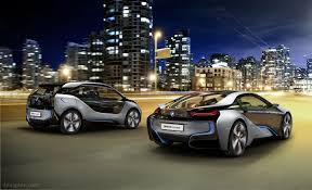 bmw concept car bmw i a new understanding of mobility