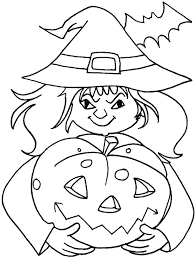 lets fun halloween coloring pages download free