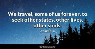 How Long To Travel A Light Year Travel Quotes Brainyquote
