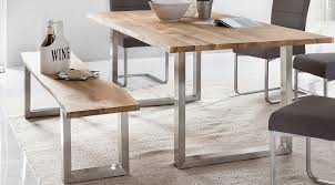 Esszimmertisch Massiv Tisch Esstisch Goliath Massiv Holz 200 X 100 Cm Sitz Ess Gruppe