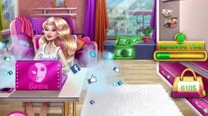 Barbie Room Game - barbie crazy shopping free mobile game online yiv com