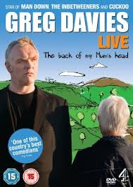 watch greg davies live mum u0027s head watch