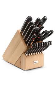 Wusthof Kitchen Knives Wusthof Knife Block Set 20 Piece U2013 Stockhauz