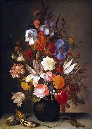 Caterpillar Vase File Balthasar Van Der Ast Flowers In A Glass Vase Shells A