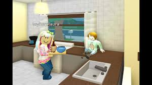 funny baby alive morning routine in roblox bloxburg roleplay