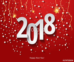 new years greeting card happy new year 2018 background carte de voeux new year greeting