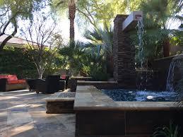 modern spool las vegas pool design pool contractor pool