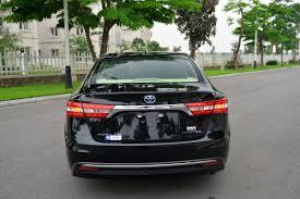 xe lexus nao dat nhat toyota avalon giá 2 6 tỷ đồng đắt hơn lexus es250 tại việt nam