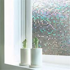 Waterproof Bathroom Window Curtain Curtains U0026 Window Treatments Walmart Com
