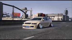 lexus sc300 wide body gta v pc mods cambered wide body roof racked sultan rs