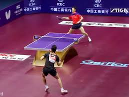 Table Tennis Championship Point Of The Century U0027 At Table Tennis World Championships Video