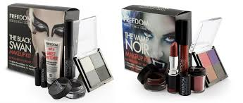 Halloween Black Swan Makeup Halloween Kits By Freedom Makeup Beauty And The Dirt