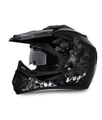 vega motocross helmets vega helmet off road sketched black base with silver graphics