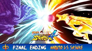 naruto shippuden naruto vs sasuke batalla final completa español naruto shippuden