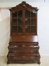 Ladies Secretary Desk Queen Anne Original Antique Desks U0026 Secretaries Ebay