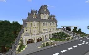 victorian style mansions victorian style mansion house mcpe minecraft amino