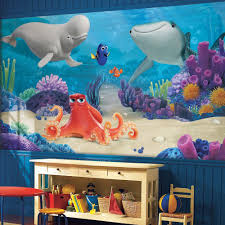 10 5 ft x 6 ft thomas the train chair rail ultra strippable 72 in x 126 in finding dory xl chair rail 7 panel