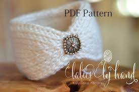 crochet headband for baby instant tunisian crochet headband pattern baby