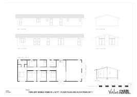 price mobile park home log cabin 65 x 22 ft set1 value