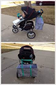cup hook hack 15 stroller hacks every mom needs to know