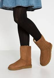 ugg sale high ugg store mini chestnut waterproof leather