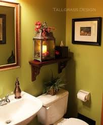 possible color scheme for a guest bath or even to help guide