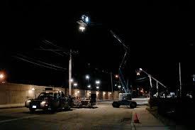 advice on lighting a nighttime outdoor lighting