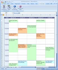 Excel 2010 Calendar Template Convert Calendar To Excel And Word Format