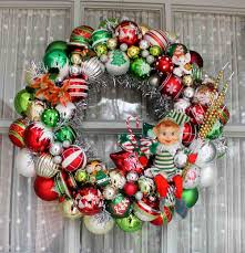 are the ornaments on your ornament wreaths coming loose retro