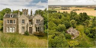 scottish homes and interiors this picturesque scottish country manor estate is on sale for only