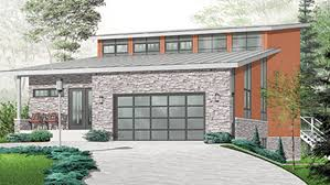 modern home house plans hillside home plans hillside home designs from homeplans