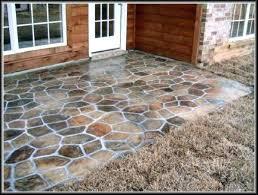 Outdoor Floor Painting Ideas Paint Concrete Floor Ideas Concrete Patio Floor Paint Ideas