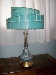 aqua table lamp foter
