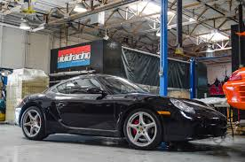 porsche cayman s performance racing performance tuning of the porsche cayman s