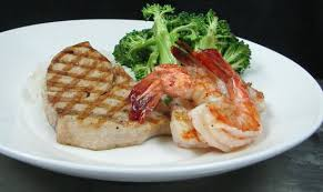cuisine le gal swordfish shrimp combo picture of sea foods newton
