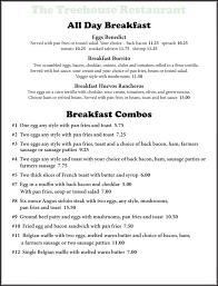 Resume For Teacher Post Menu Come Yum Kaslo Treehouse Restaurant