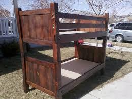 Bunk Bed Mattress Board S Custom Home Furnishings Children S Bunk Beds Or Utah