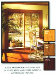 Alside Patio Doors Sliding Glass Doors