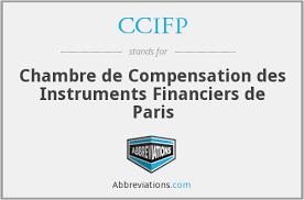 chambre de compensation what is the abbreviation for chambre de compensation des instruments