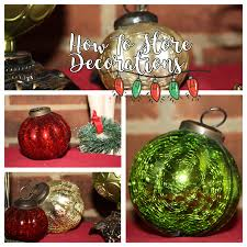 ornaments storing ornaments tips for
