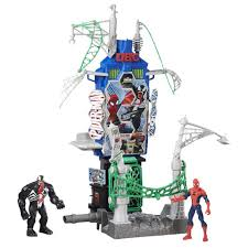 marvel ultimate spider man vs the sinister 6 6 inch action figure