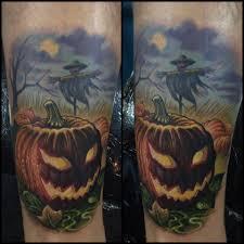 20 jack o lantern tattoos fo halloween best tattoo ideas gallery