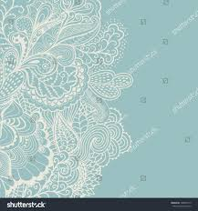 Design Patterns For Invitation Cards Abstract Decoration Invitation Card Ornate Detailed Stock Vector