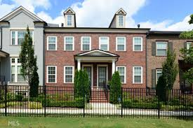 Townhouse Or House atlanta ga townhouses for sale homes com