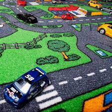 Kids Race Track Rug by Road Map Carpet Kids City Life Buy Children U0027s Roadmap Feltback